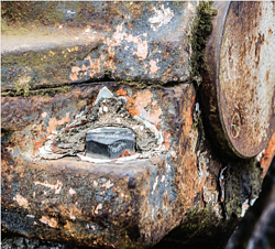 metalworking fluid troubleshooting - rusting