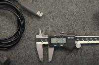 Mitutoyo SPC Output Caliper