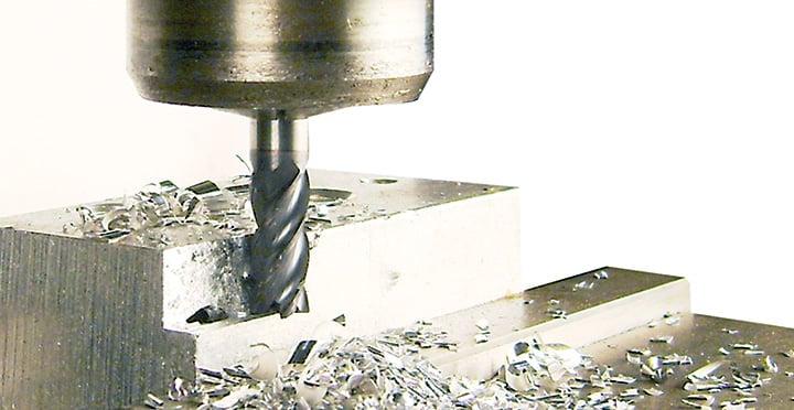 aluminum milling speeds